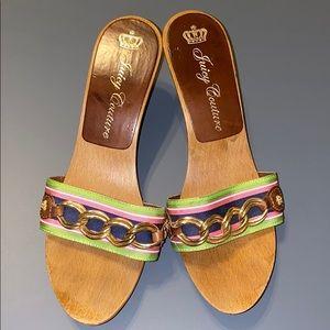 B2G1 Juicy Couture Darling Heels